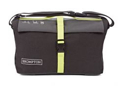 Brompton Roll Top bag Lime Green