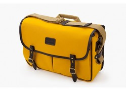 Brompton Game Bag Mustard Yellow
