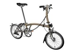 Brompton Superlight Raw Lacquer